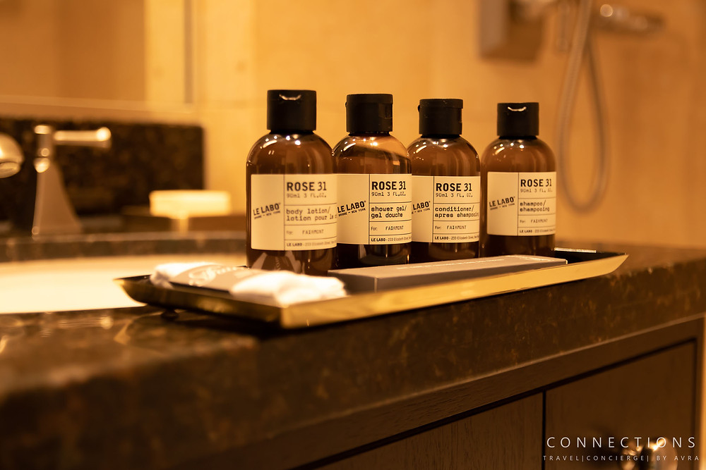 Le Labo Products in Bathroom