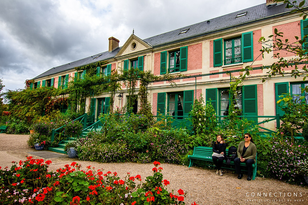 Image of Claude Monet home