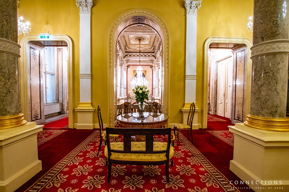 Hotel Imperial, Vienna