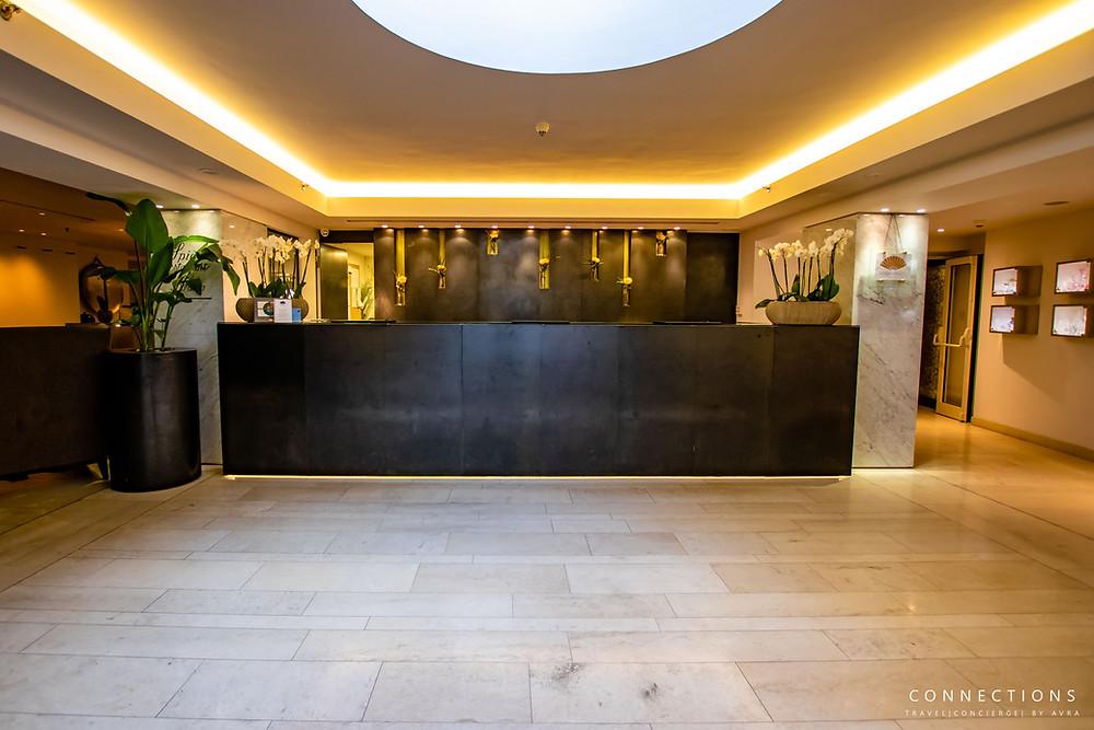 Mandarin Oriental hotel Lobby