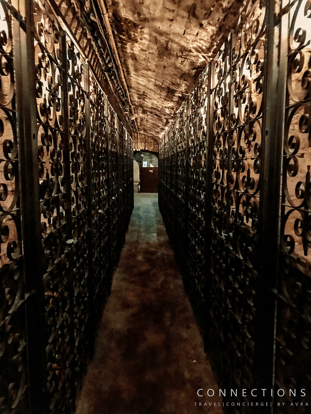 Wine Cellar at The Stafford London