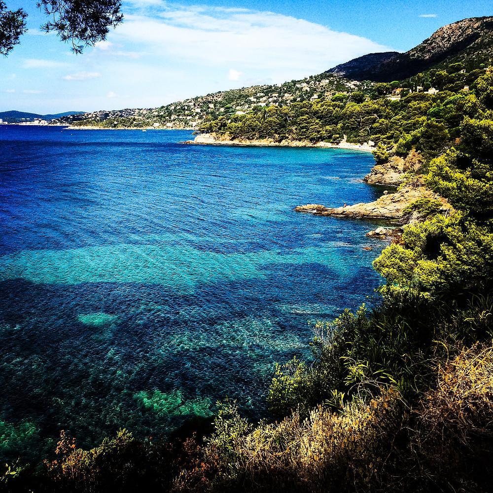 France-South French Riviera-Lavandou