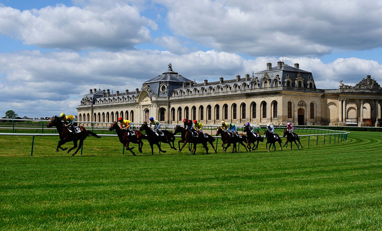 Chantilly Racecourse