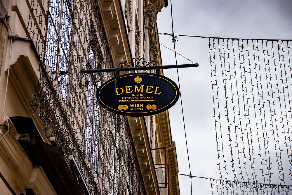 Demel Vienna Austria