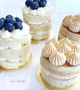 Almond & Dulce de Leche Cake  Wedding Ca
