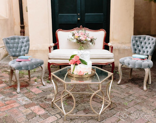 Charleston Weddings: How to Save in your Wedding Cake