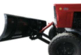 лопата для трактора