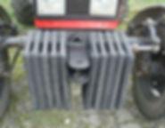 Противовесы (балансиры) передние на трактор МТЗ-80, МТЗ-1025, купить противовесы в Украине, купить балансиры для трактора