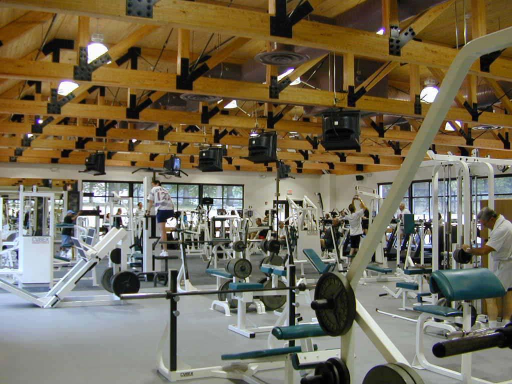 Central Bucks Family YMCA interior 3 2016