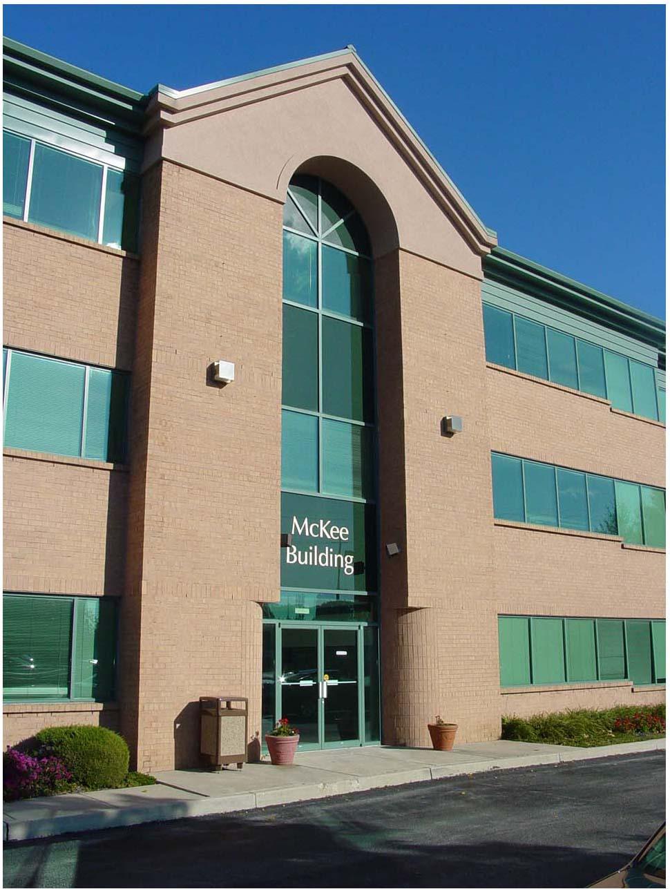 McKee entrance photo