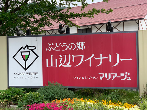 Yamabe Winery Visit: On a hill with a local vibe