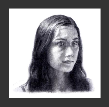 Saoirse Ronan Portrait