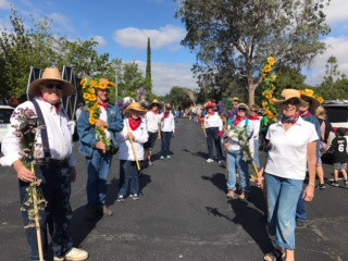 Valley Center Parade