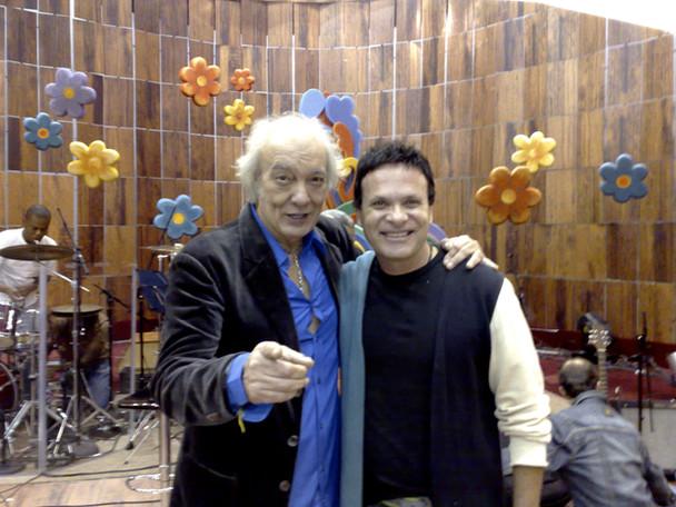 Ricardo Leão e Erasmo Carlos