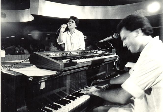 Ricardo Leão e Marcelo Barra