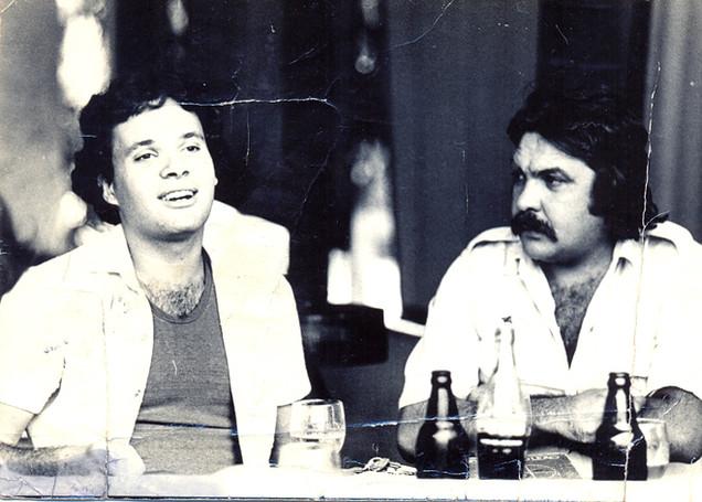 Ricardo Leão e Odilon Carlos