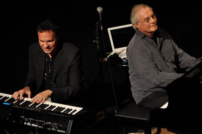 Ricardo Leão e Francis Hime
