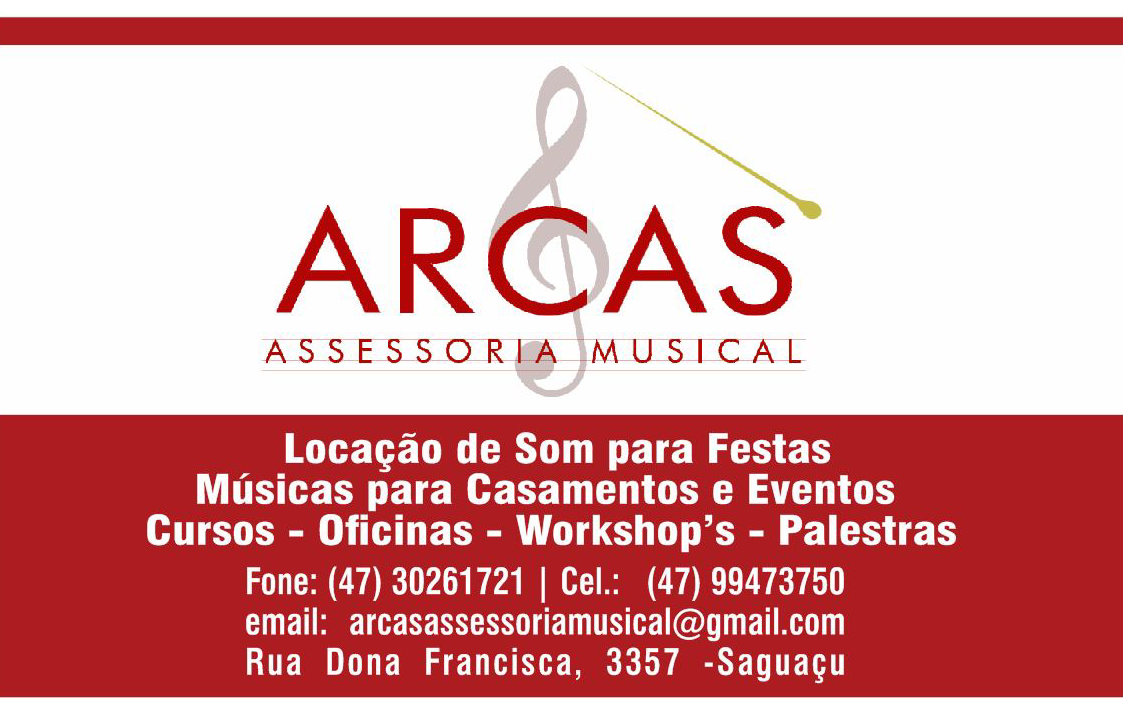 Arcas Música Joinville
