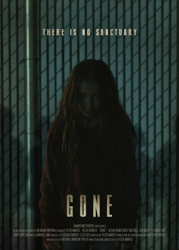 """GONE"" (Short Film) Sound Design & Original Music"
