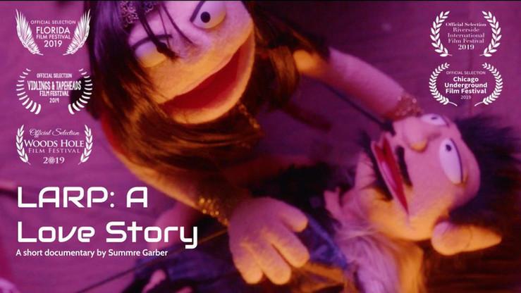 """LARP"" (Short Documentary) Sound Design, Mixing, Dialogue Editing & Original Music"