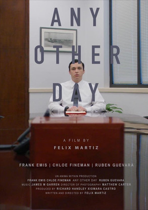 """""""Any Other Day"""" (Short Film) Sound Design, Ambiences, Dialogues, MIX, DUB"""