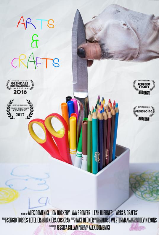 """""""Arts & Crafts"""" (Short Film) Original Music"""