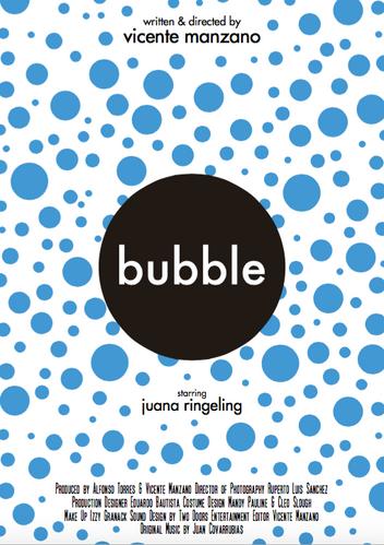 """""""BUBBLE"""" (Short Film) Sound Post Production, Mix 5.1, Dub & Executive Production"""