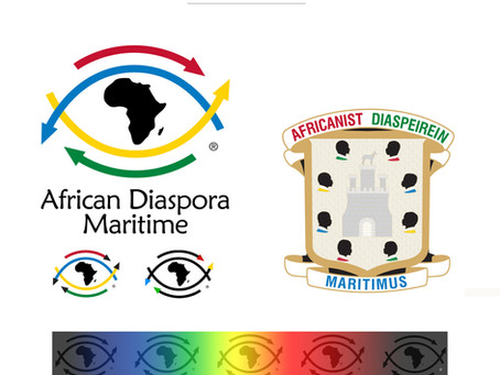 ADM Logos 3 African Diaspora Maritime has the only logo in all of sport that people of African...
