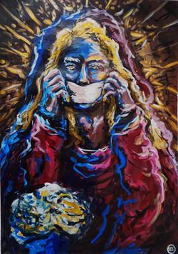 """""""Virgen de pueblo"""""""