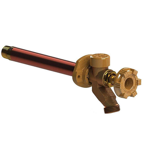 Woodford Manufacturing Model 17 10 in. PEX Freezeless Wall Hydrant with 1/2 in.
