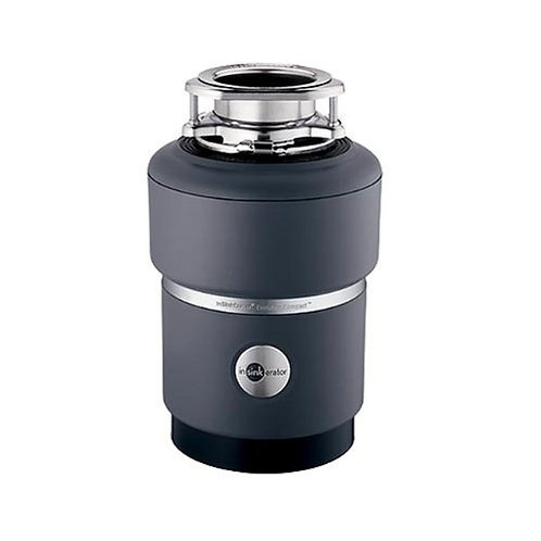 InSinkErator® 3/4 hp Food Waste Disposal in Black;Stainless Steel