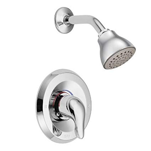 Moen Chateau® Shower Trim Only in Polished Chrome