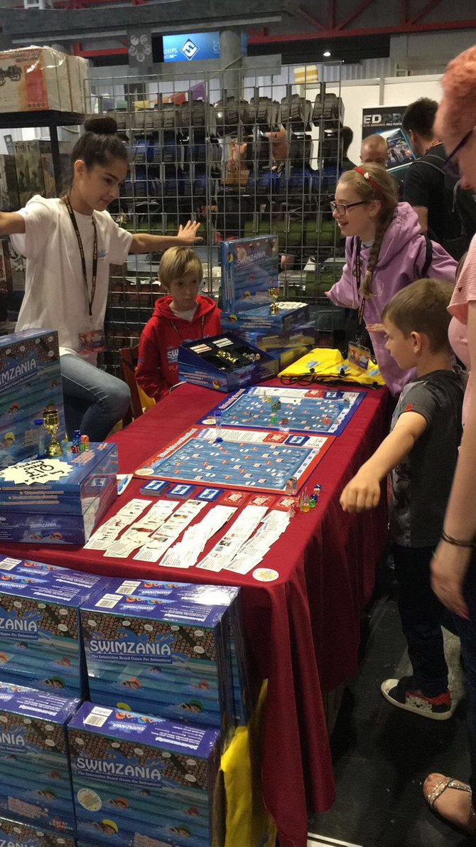 Come and play at UK Games Expo 2018