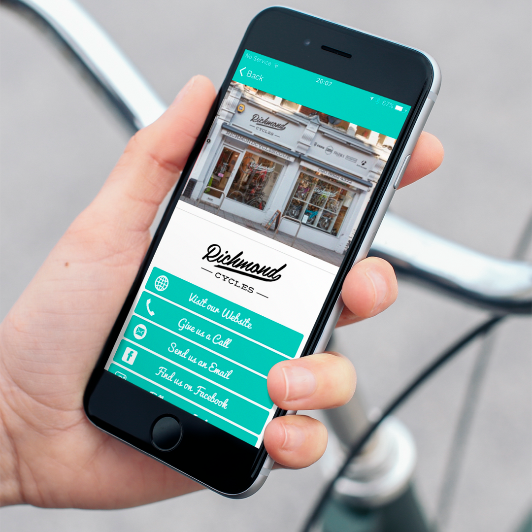 Richmond Cycles Marketing