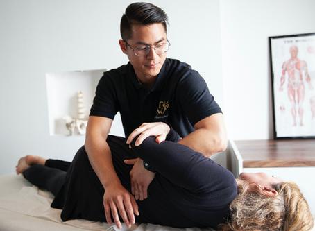 Let's talk about low back pain...