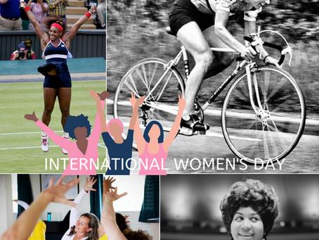 Our Inspiring Women