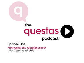 The Questas Podcast: Episode One with Terence Ritchie