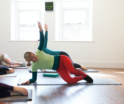 Pilates at the Training Works