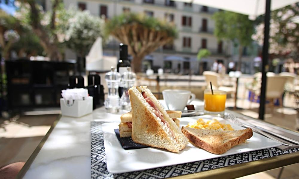 Desayuno Montesol