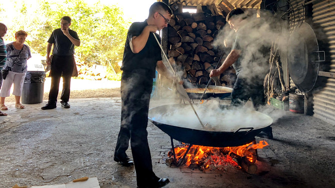 Geheimtipp: Paella to go in Santa Gertrudis