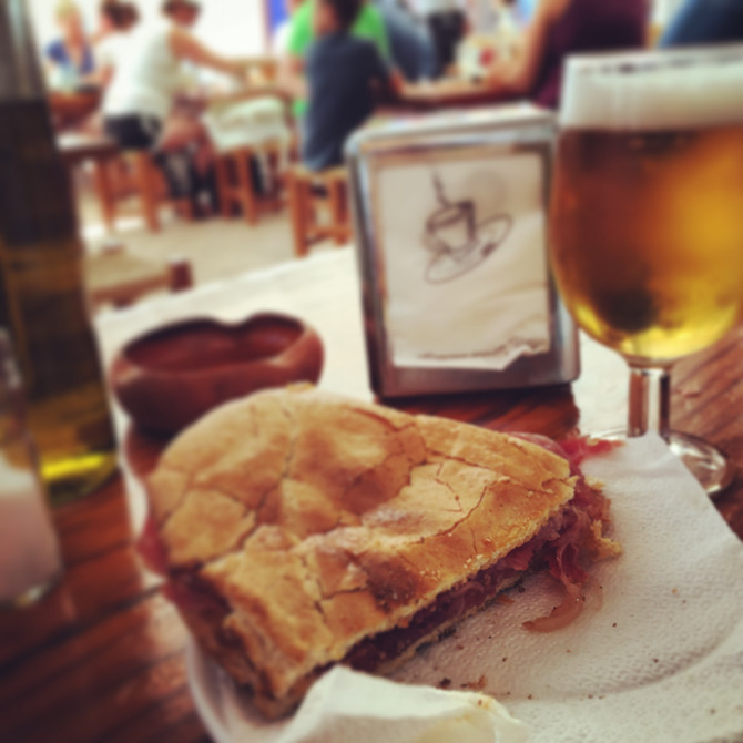 Der Klassiker: Bar Costa