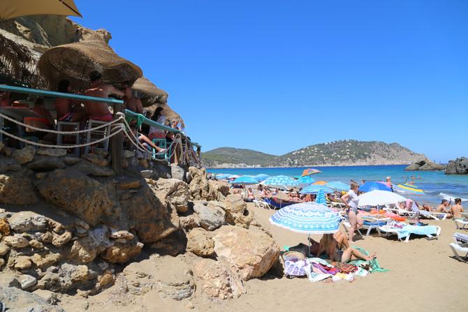 Einheimischen-Strand Aguas Blancas