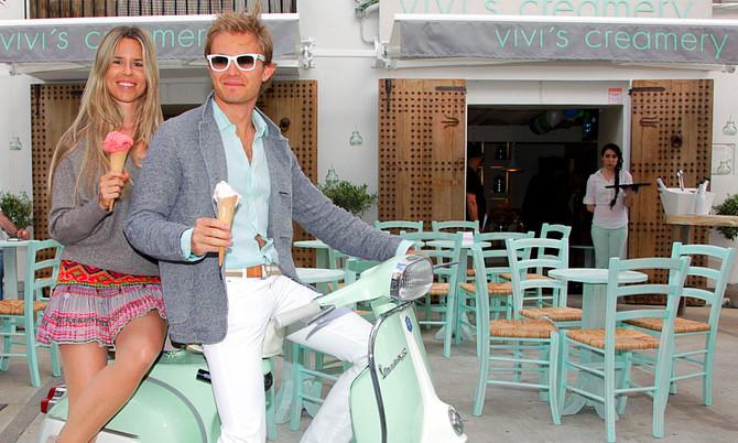 Formel Eis: Vivis Creamery Ibiza