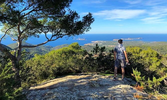 Sa Talaia: Tour auf Ibizas höchsten Berg
