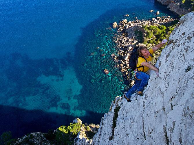 Stairway to Heaven: Feinstes Grat-Klettern auf Ibiza
