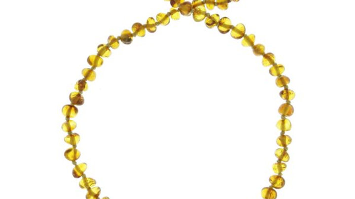 Collier d'ambre