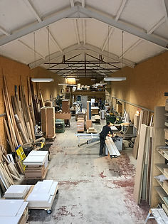 Kingshill Furniture workshop
