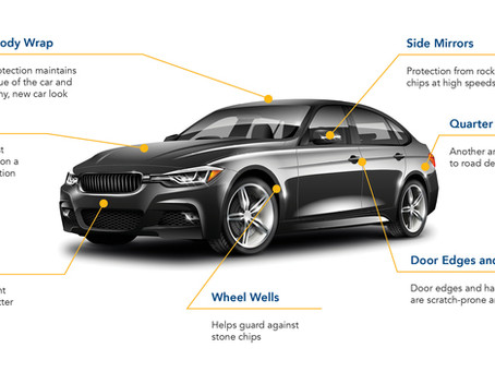 Protekt® Paint Protection Film Keeps Vehicle's Finish Looking Newer, Longer