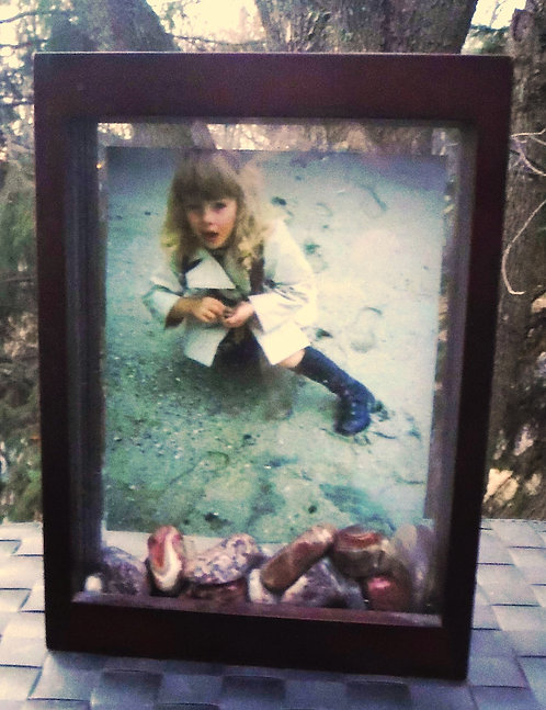 """Shadow Box Picture Frame 10""""x6"""""""
