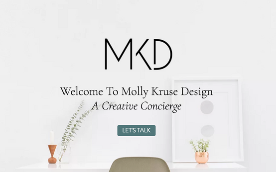 Pop the 🍾 - Molly Kruse Design has some BIG news!